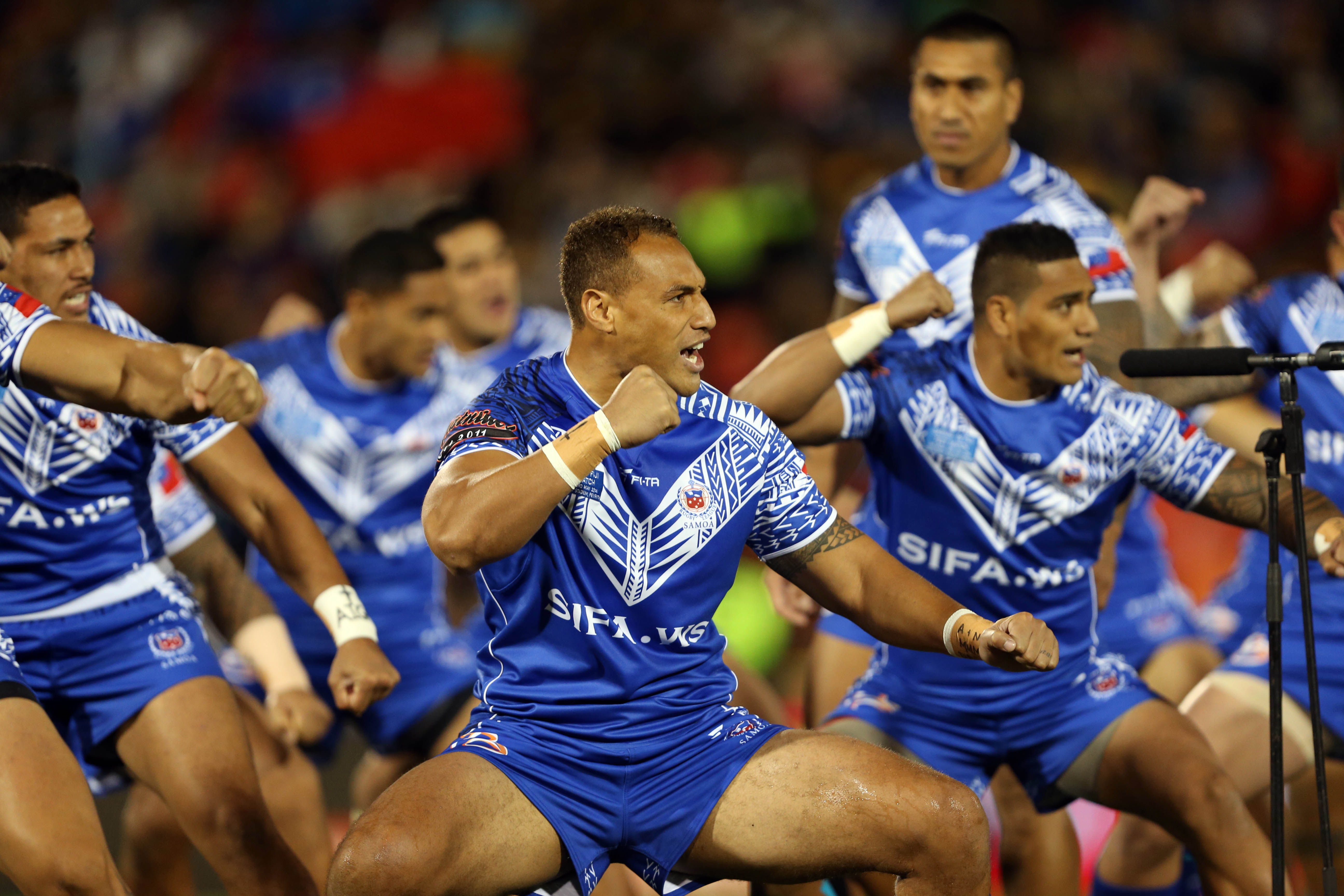 Samoa - Asia Pacific Rugby League Confederation