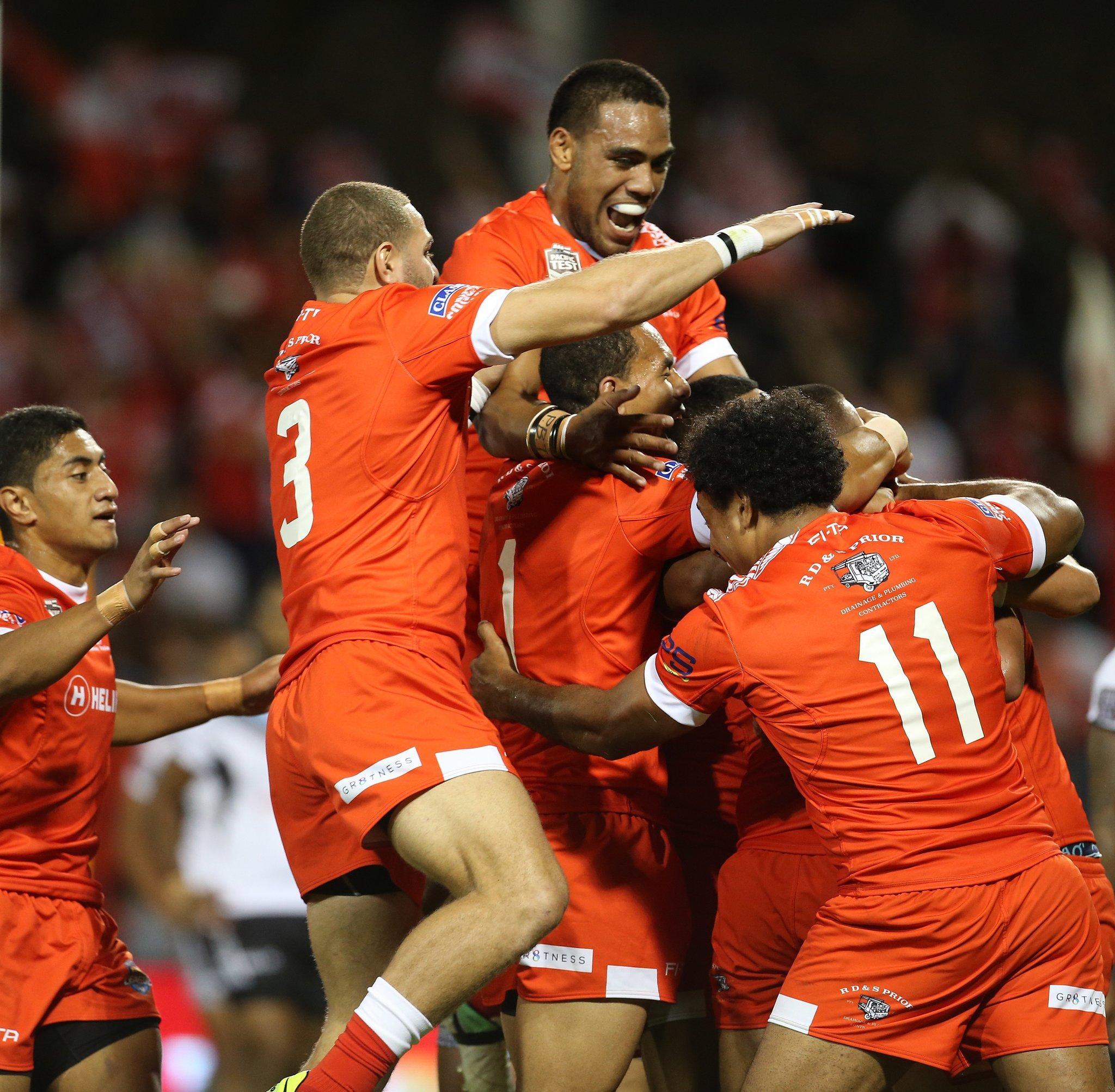 Tonga Steal Late Win Over Fiji Bati