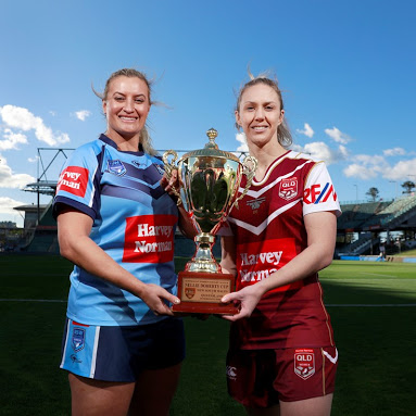 womens state of origin 2018 - photo #42