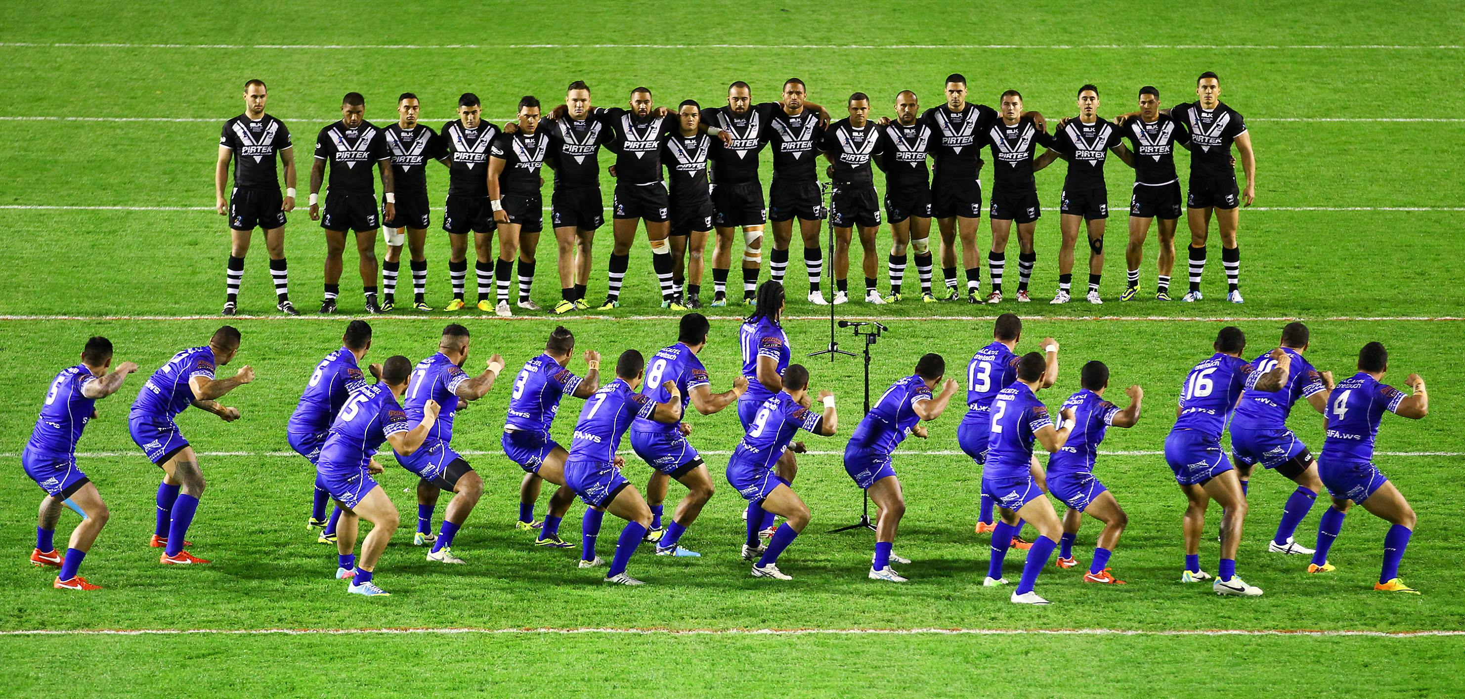 Toa Samoa Confirm Side For New Zealand Test Asia Pacific
