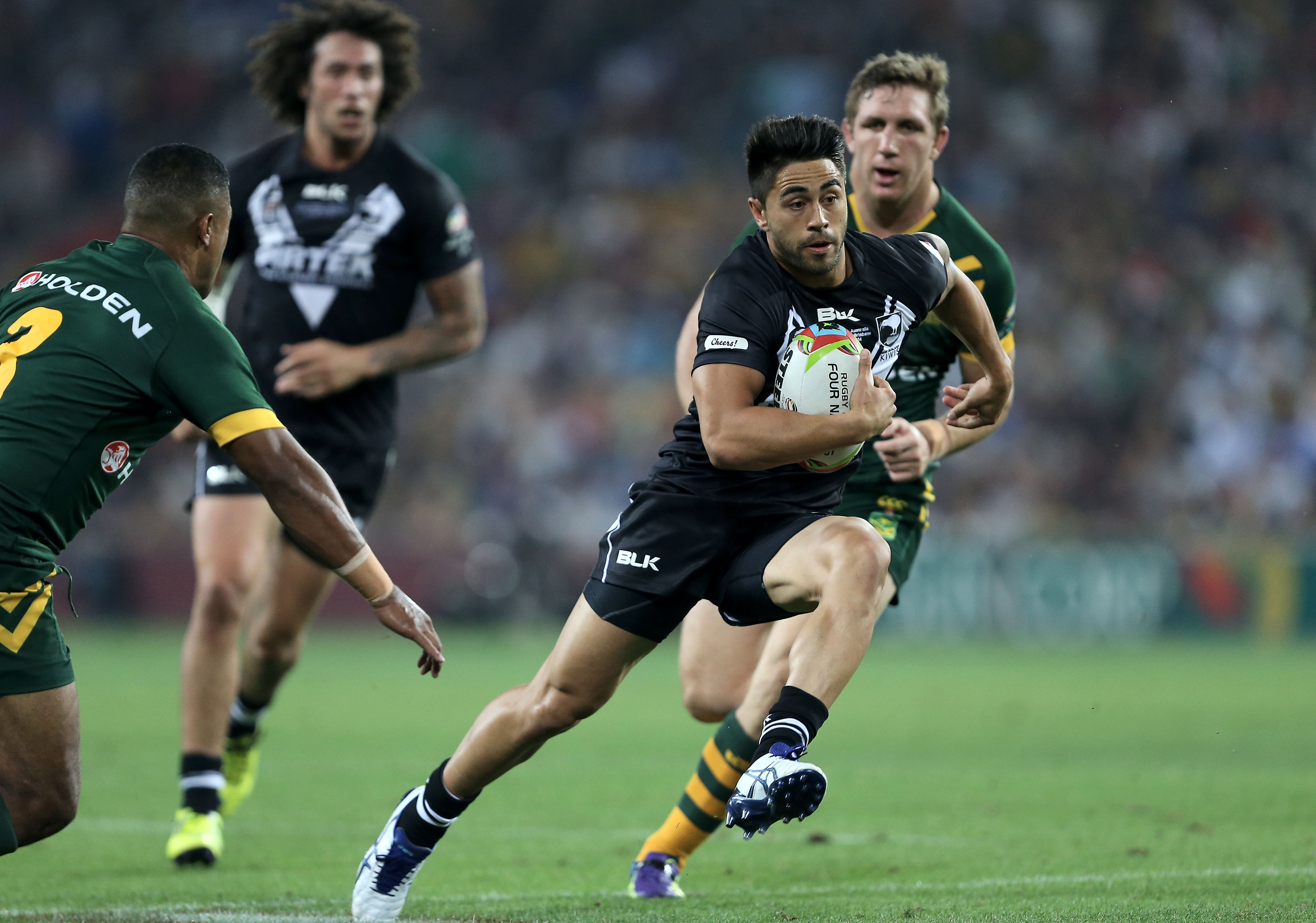 ANZAC Test teams to play for Charles Savory Medal