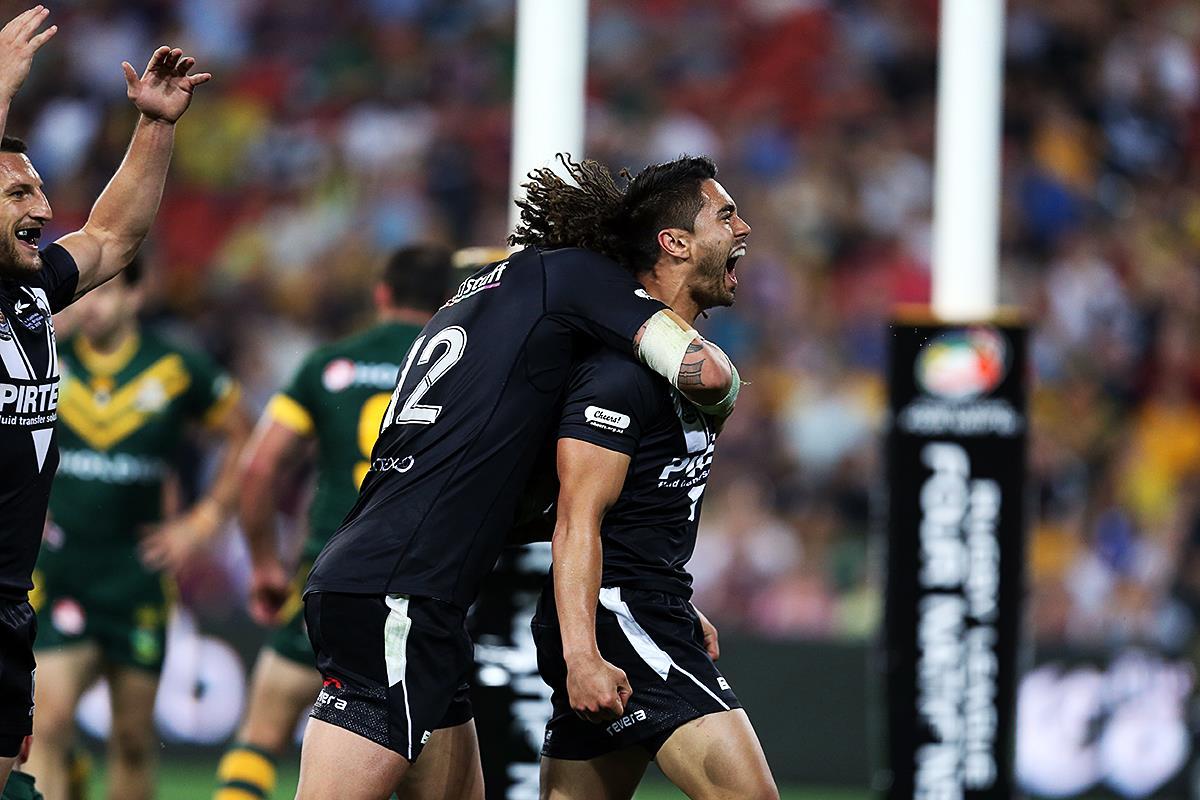 Kiwis set to play Leeds Rhinos