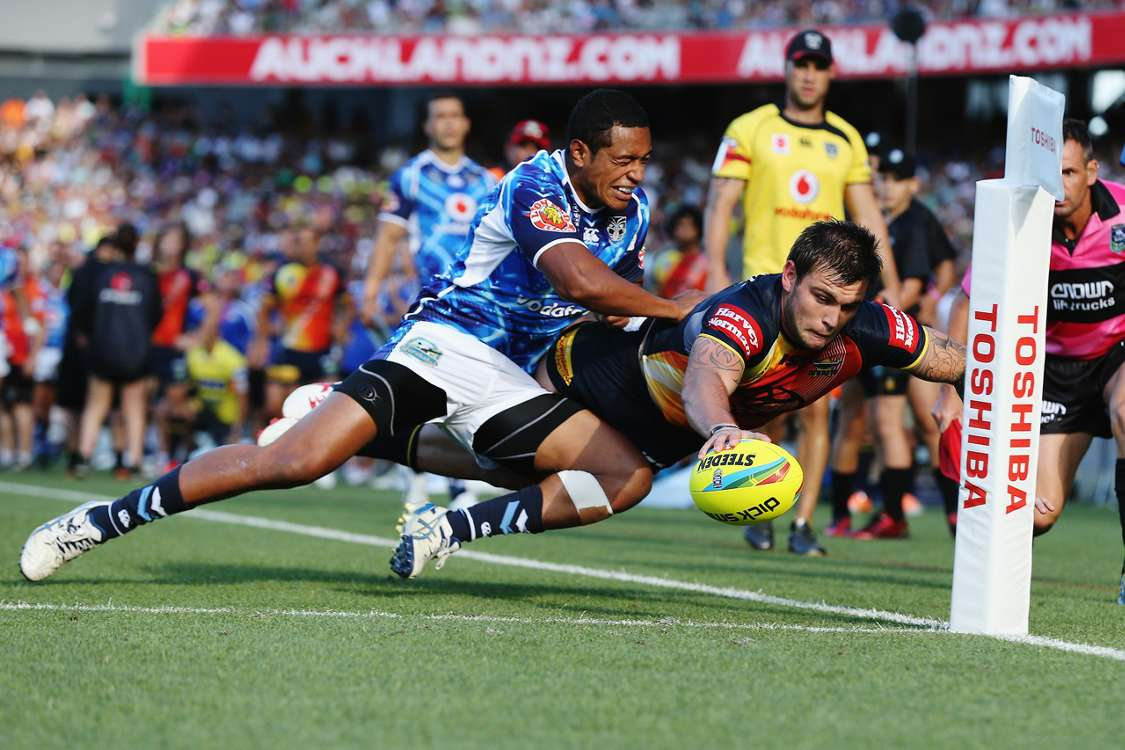 2015 Auckland Nines Draw