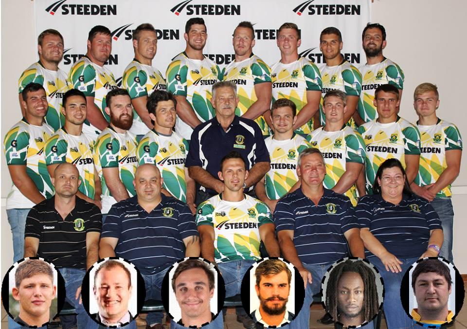 South African Rhinos to tour Australia