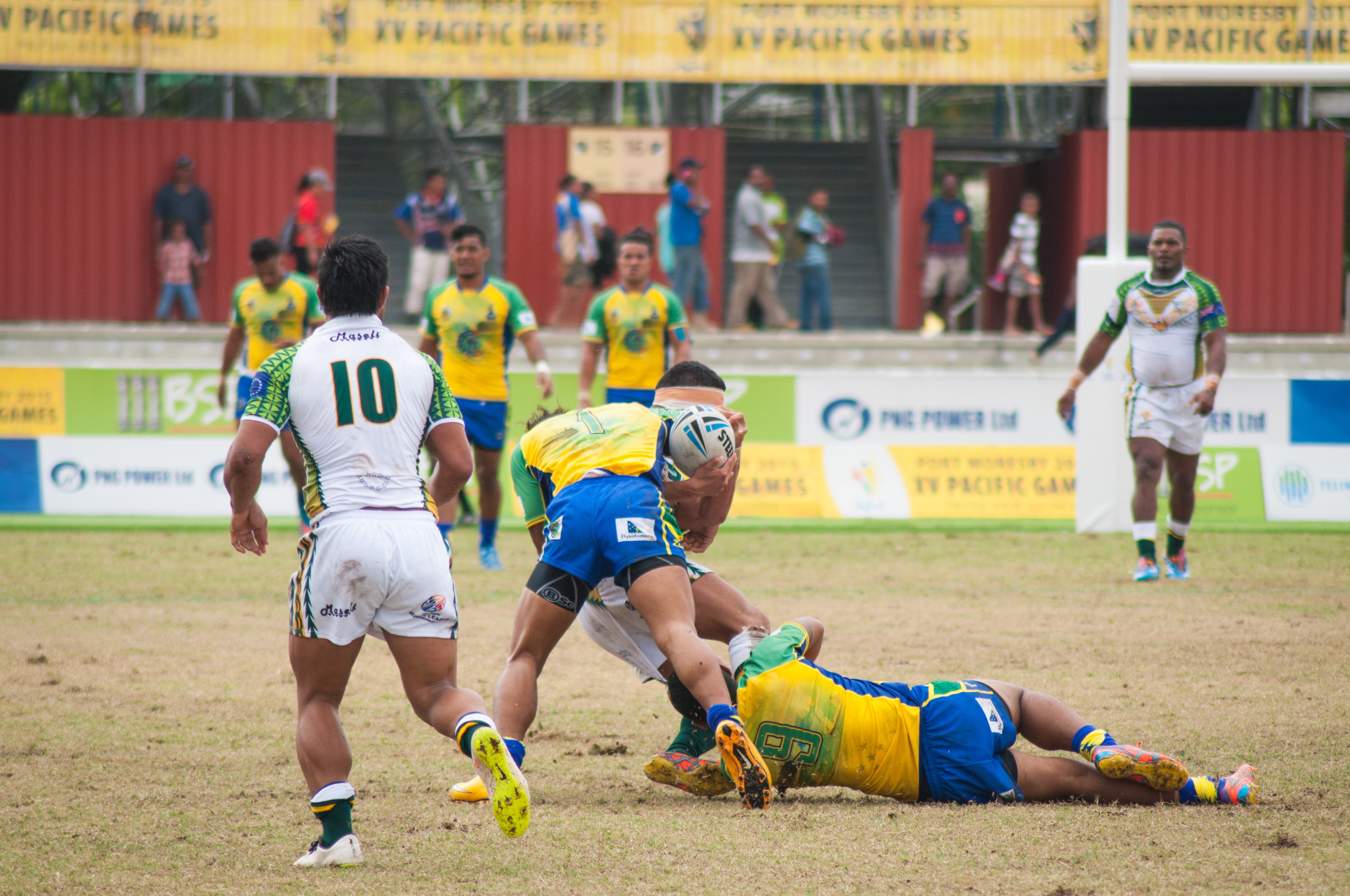 Samoa awarded the 2019 Pacific Games