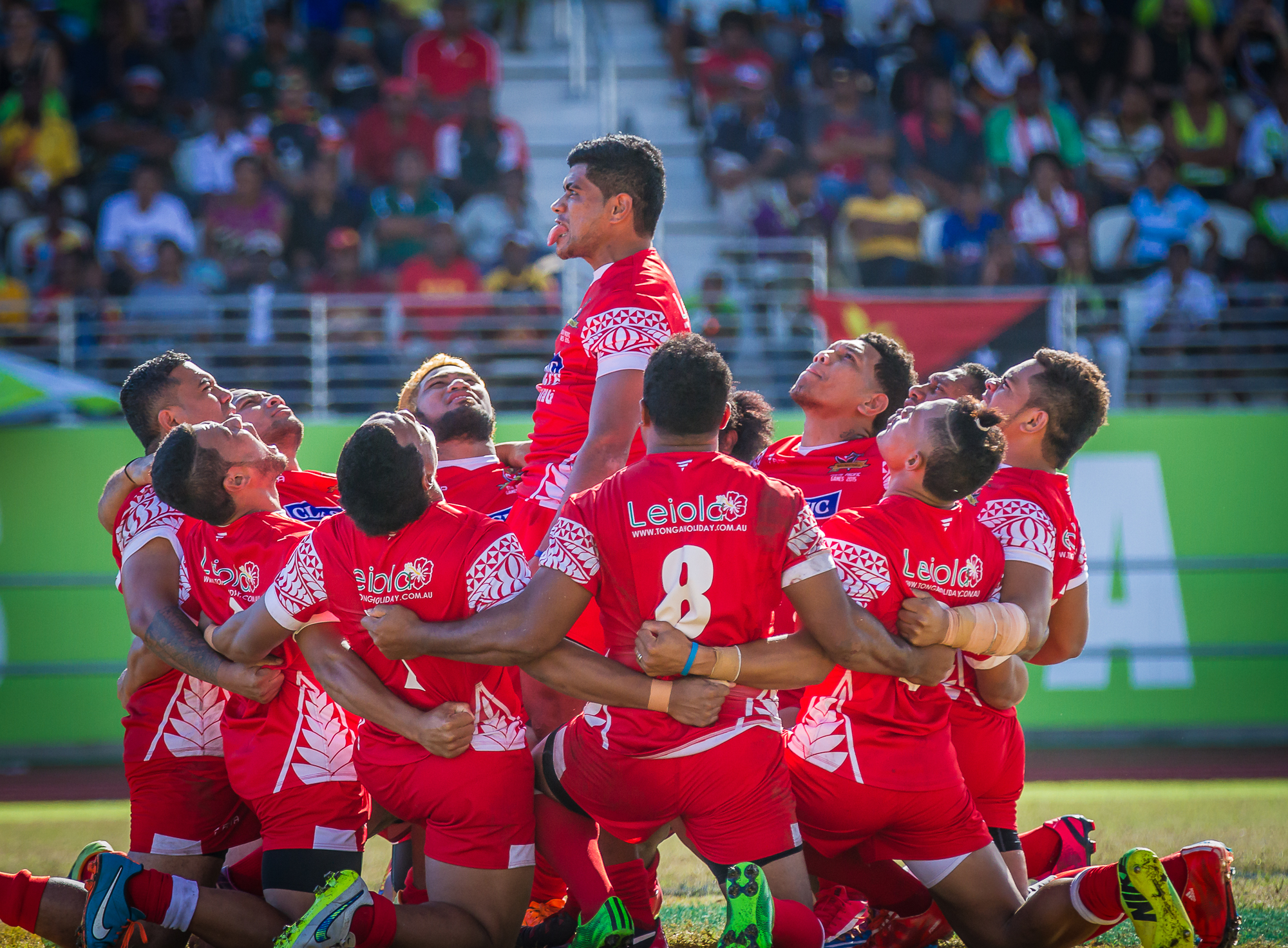 Tonga name team for Polynesia Cup - Asia Pacific Rugby ...