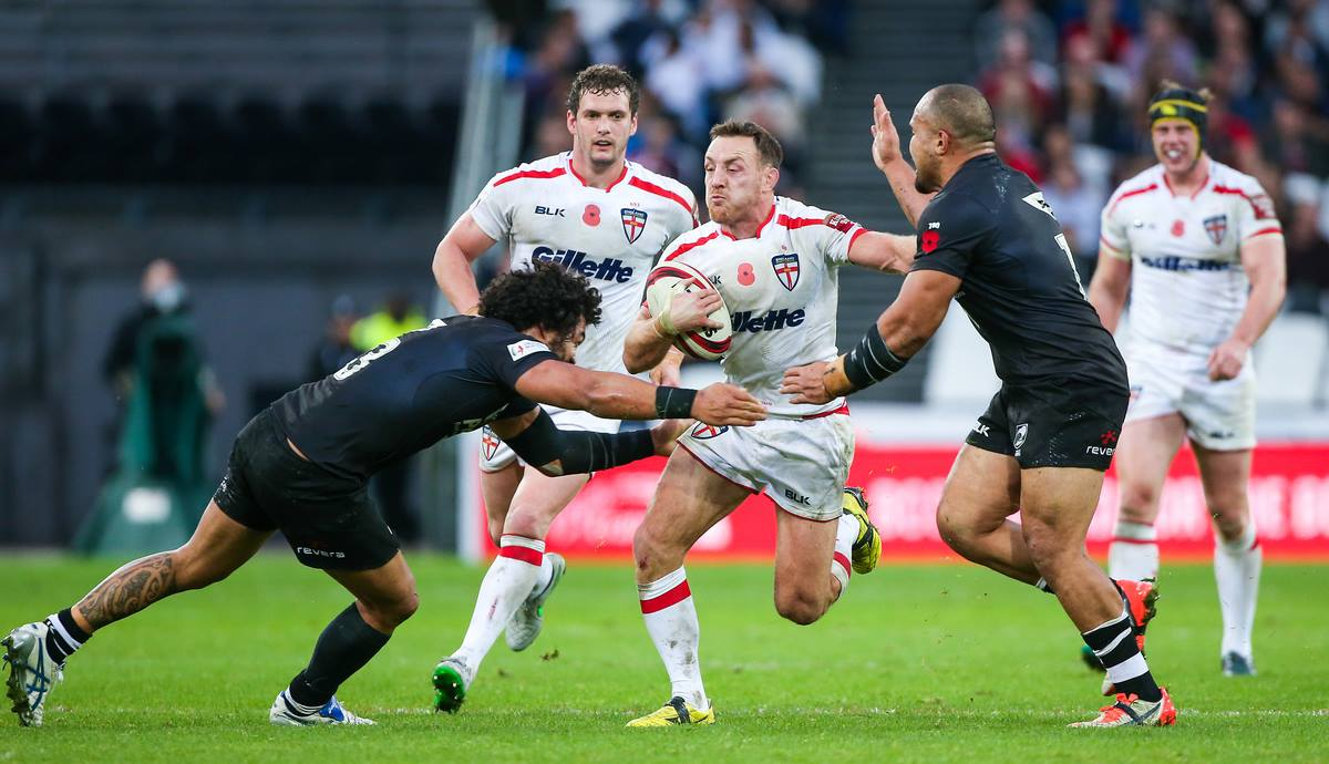 England take out Baskerville Shield Test Series
