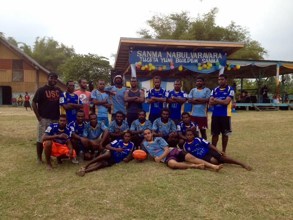 Espiritu Santo to host Representative Rugby League