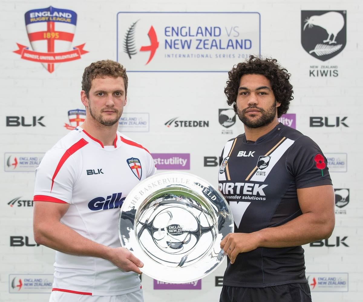 Baskerville Shield Test Series to be broadcast around the world