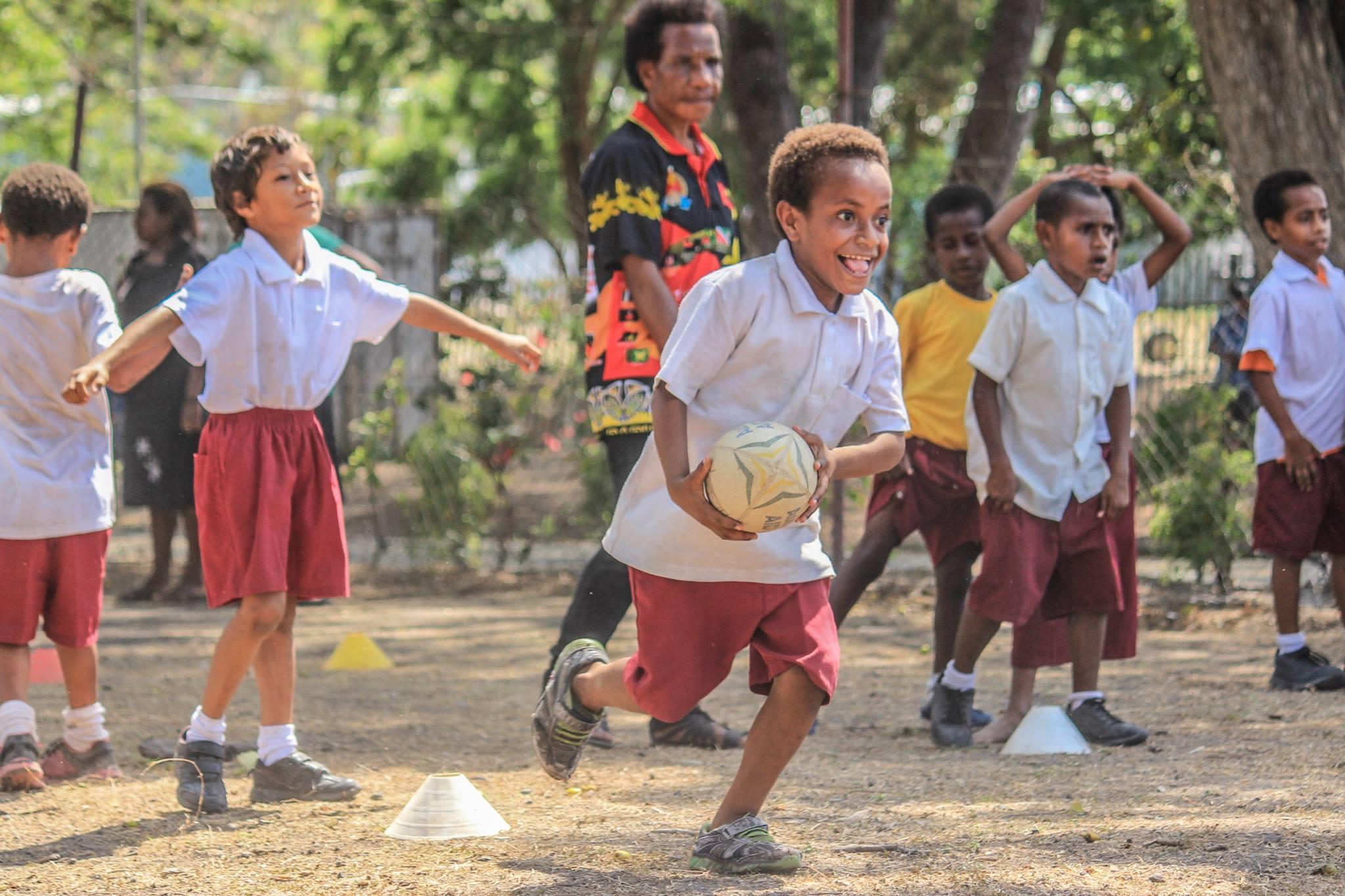 PNG Program creating positive change