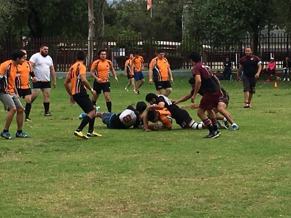 Mexico hold coaching clinic & Nines tournament
