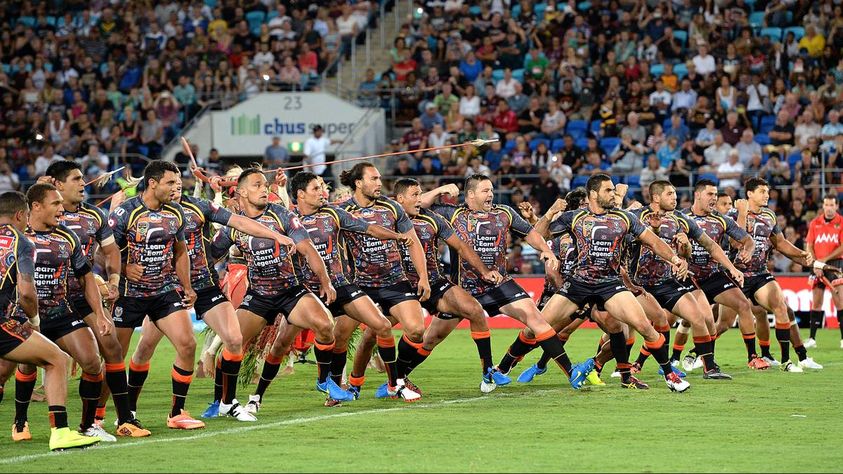 Indigenous All Stars to take on the World
