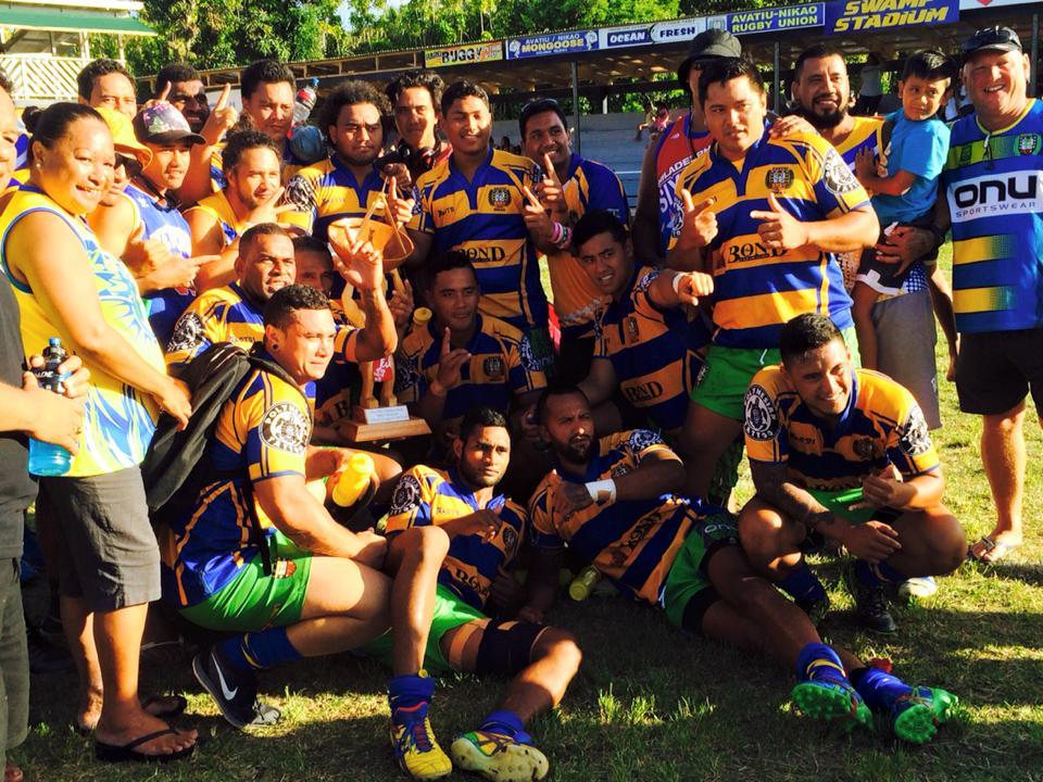 Avatiu Eel emerge victorious in Cook Islands Nines