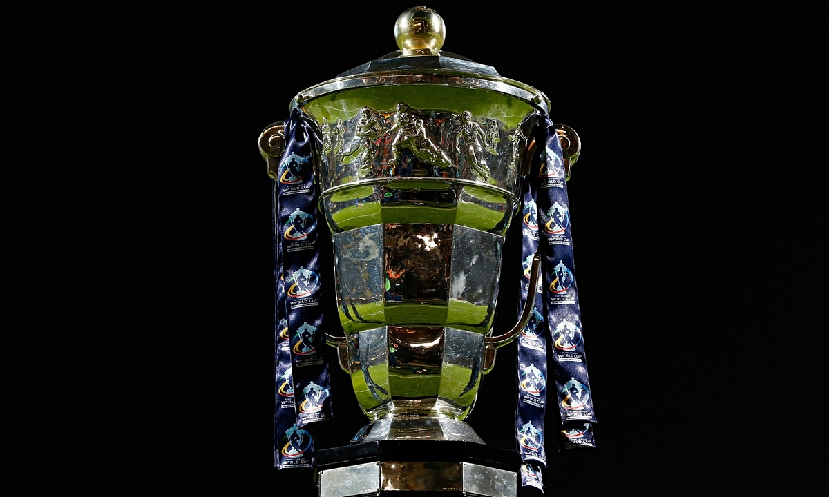World Cup Trophy to be named after French pioneer