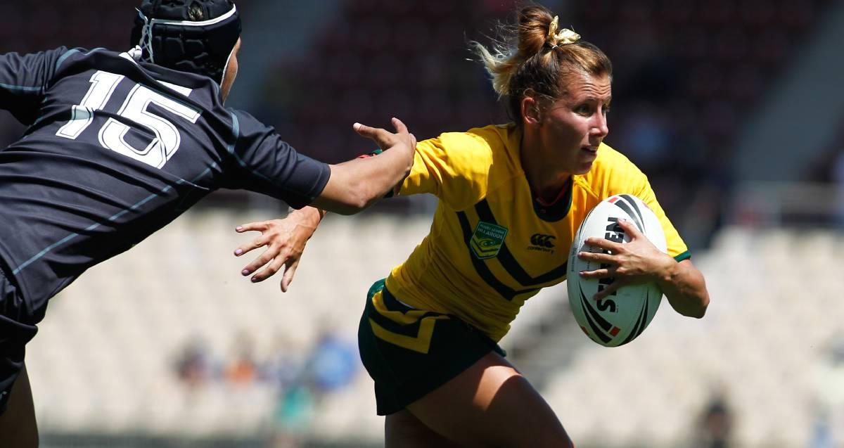 International women's game ready to grow