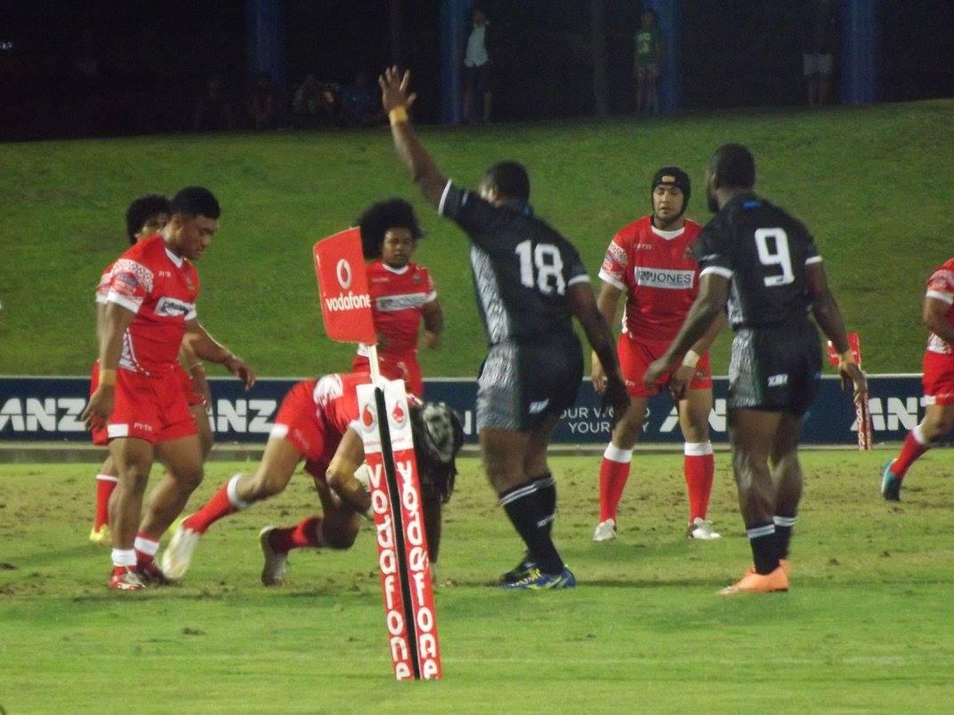 Cook Islands Rugby Brazil November