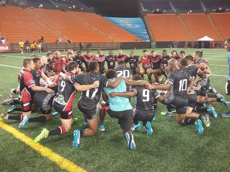 Fiji Residents confirm Canada tour