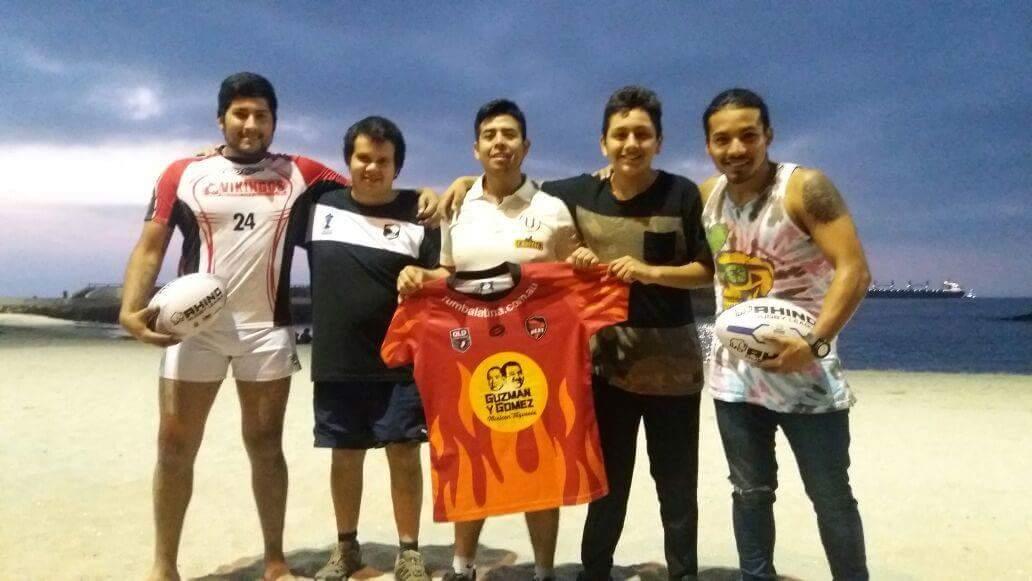 Rugby League expands into Antofagasta
