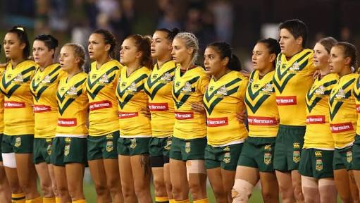 Jillaroos name squad for PNG Orchids clash