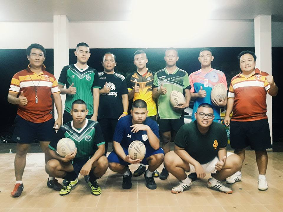 Isaan Federation of Clubs welcome Mukdahan Red Devils