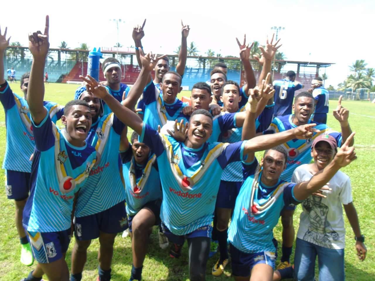 Fiji Inter-Zone Championship : Round Five