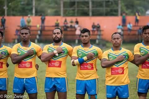 Solomon Islands Train-on Squad announced