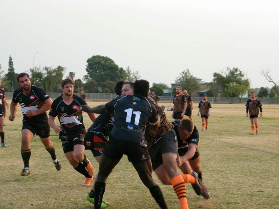 Rabbitohs & Tuks lead Gauteng league