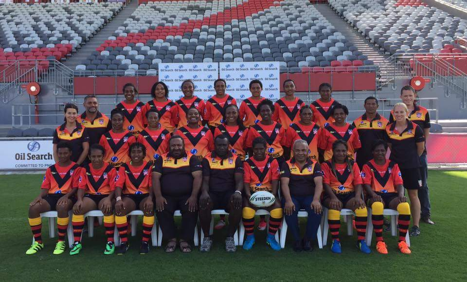 Orchids name squad ahead of Jillaroos Test