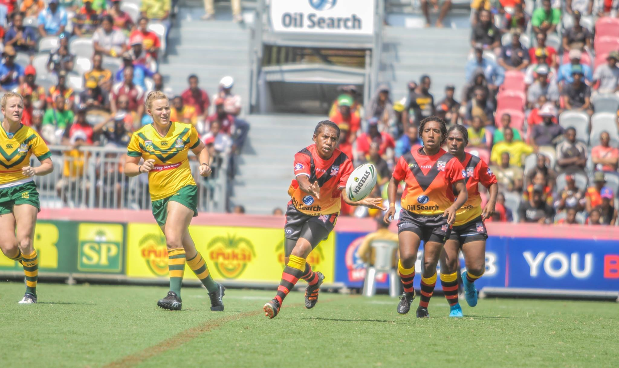 Innisfail to host World Cup warm-up matches