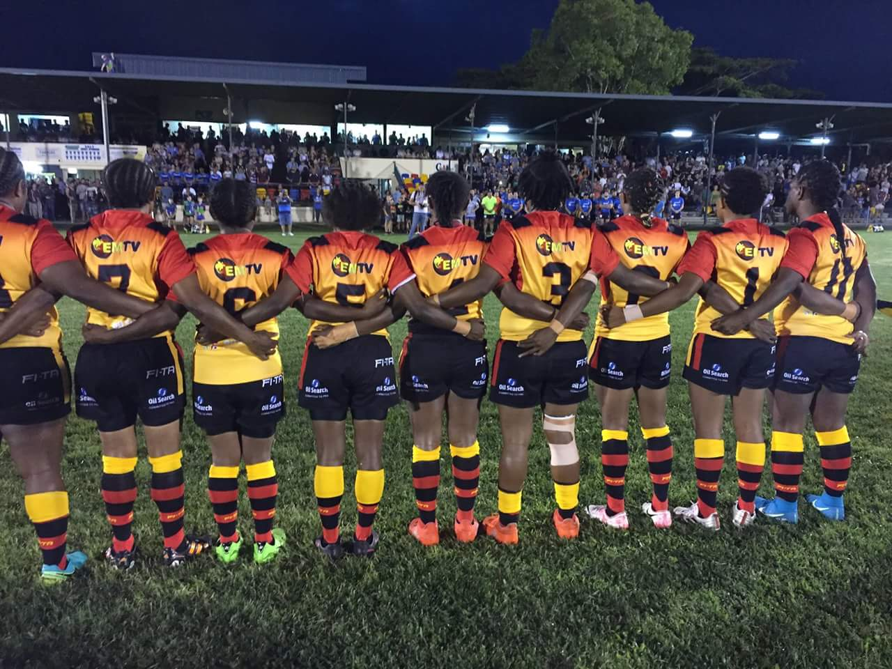PNG Orchids announce squad for Women's World Cup