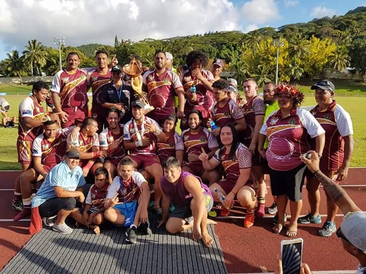Queensland Kukis win Cook Islands Nines