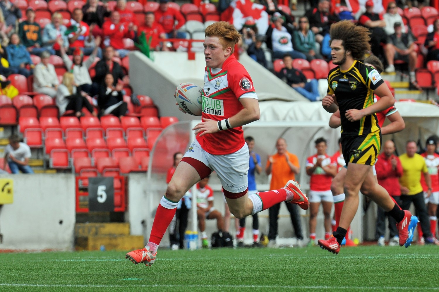Wales name team for Commonwealth Championship