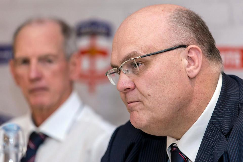 RLIF appoint Nigel Wood as CEO