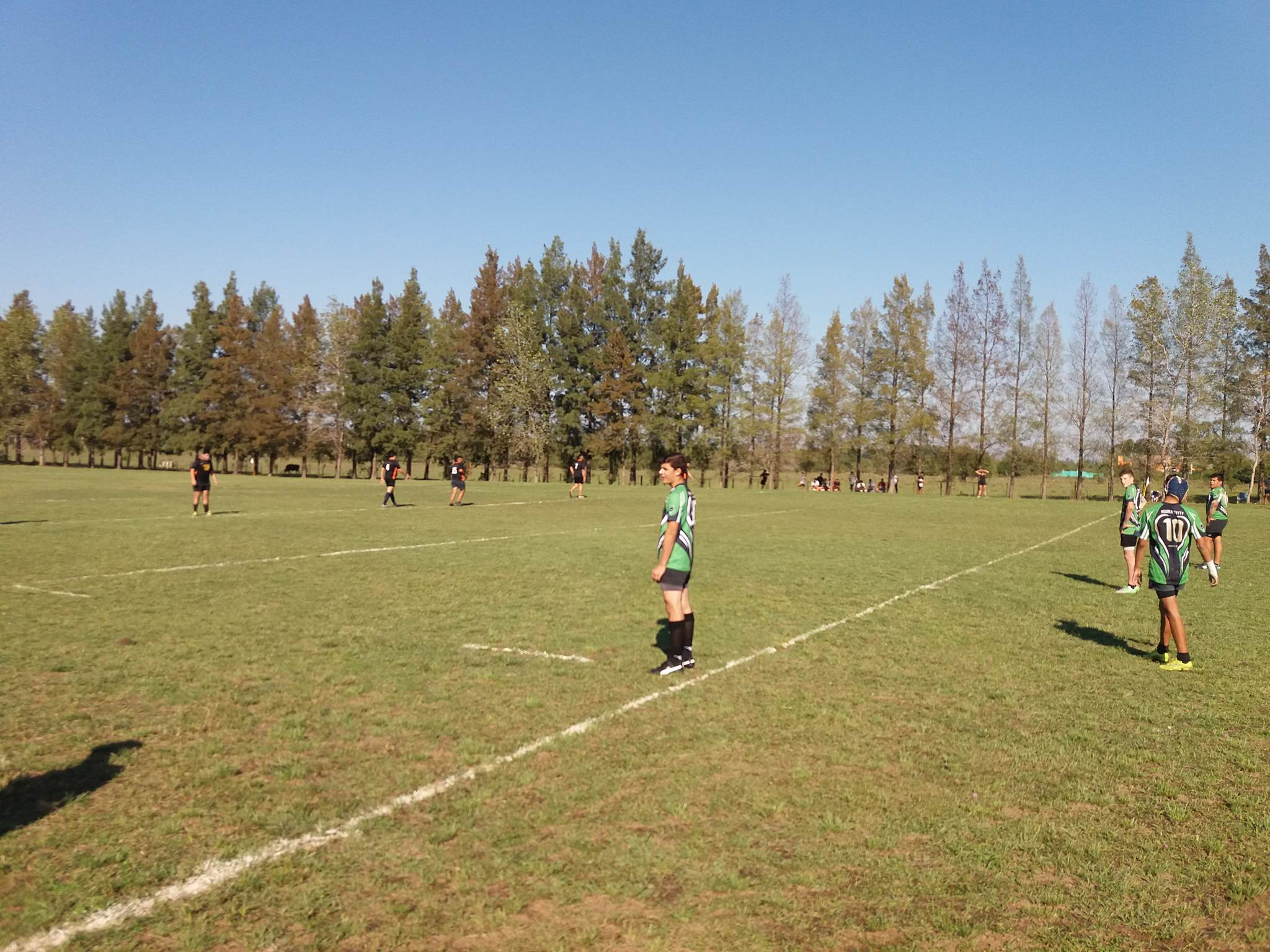 Confederación Argentina de Rugby League release 2018 programme