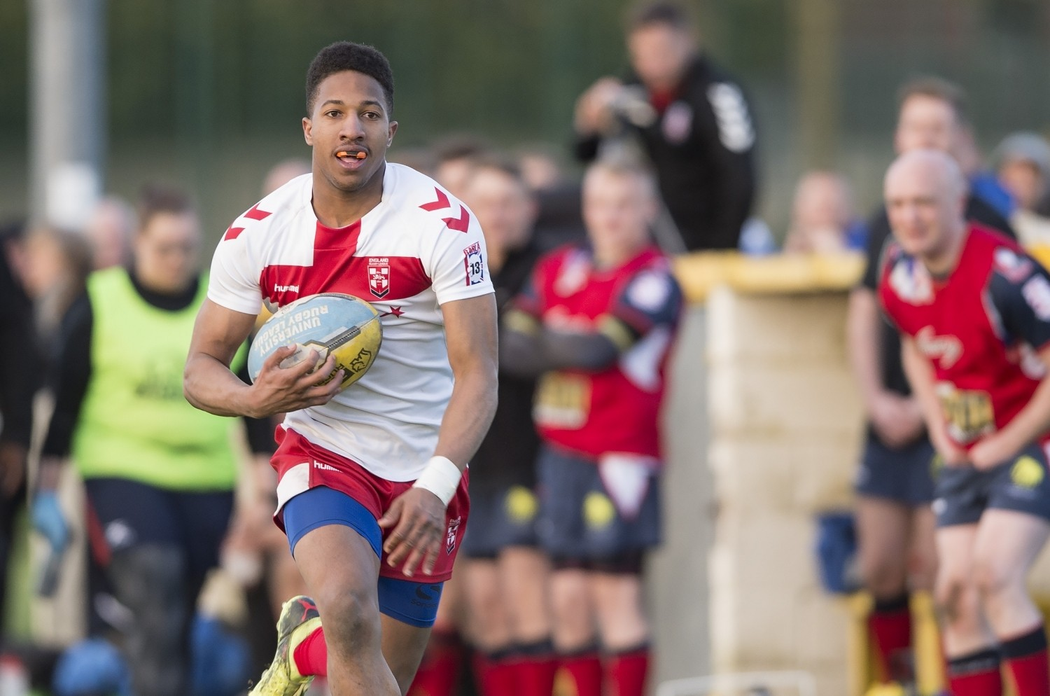 New Zealand Universities tour of England kicks off in Featherstone