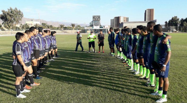 Ngen Mapu emerge victorious in Antofagasta League Final ...