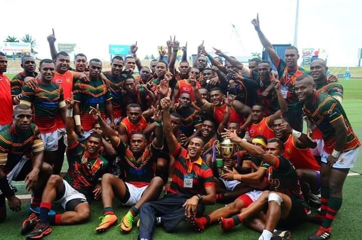 Fiji Military Forces retain Ratu Sukuna Bowl