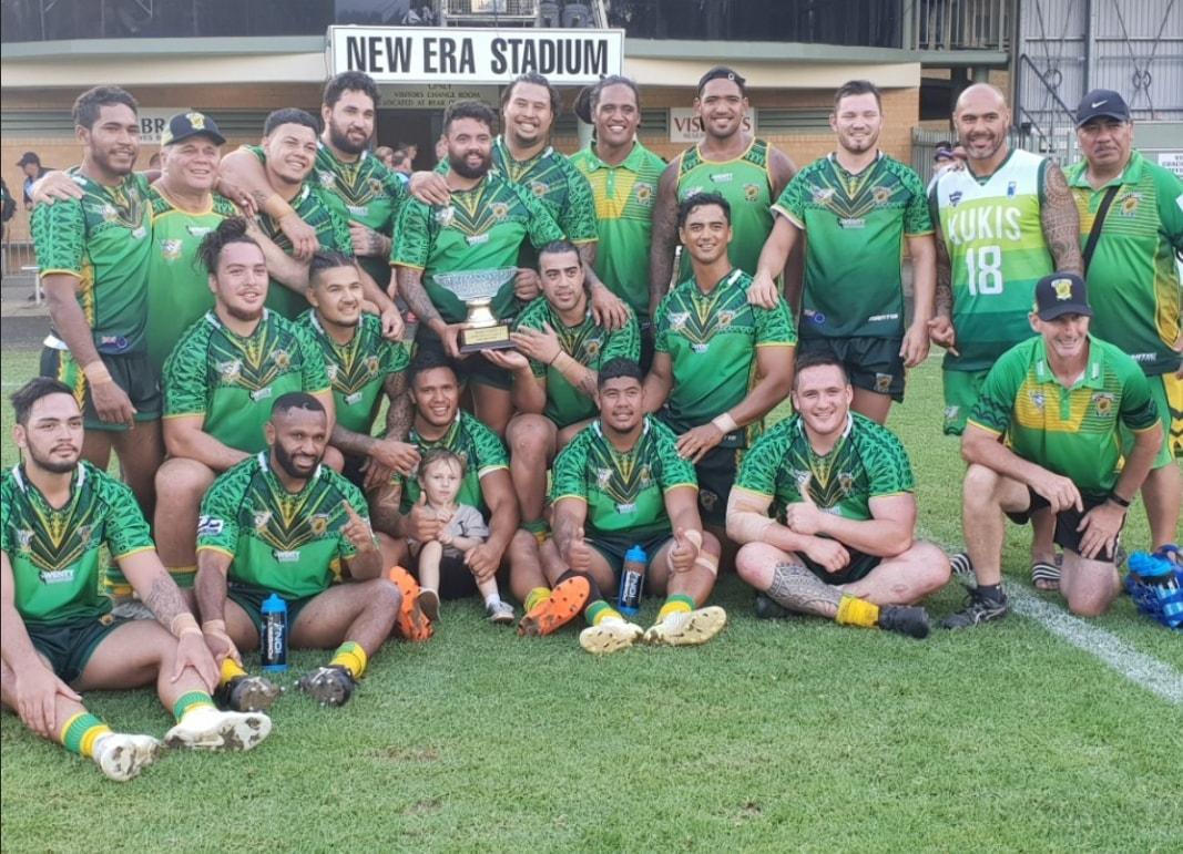 Cook Islands win 2019 Cabramatta International Nines