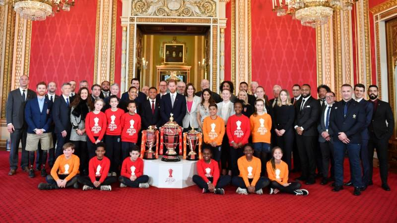 Nations discover their route to glory as RLWC2021 draws announced