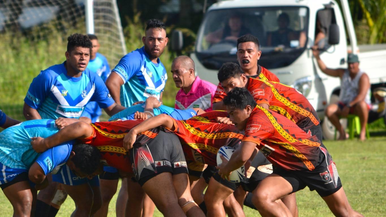 Arorangi Bears win 2020 Rarotonga Nines