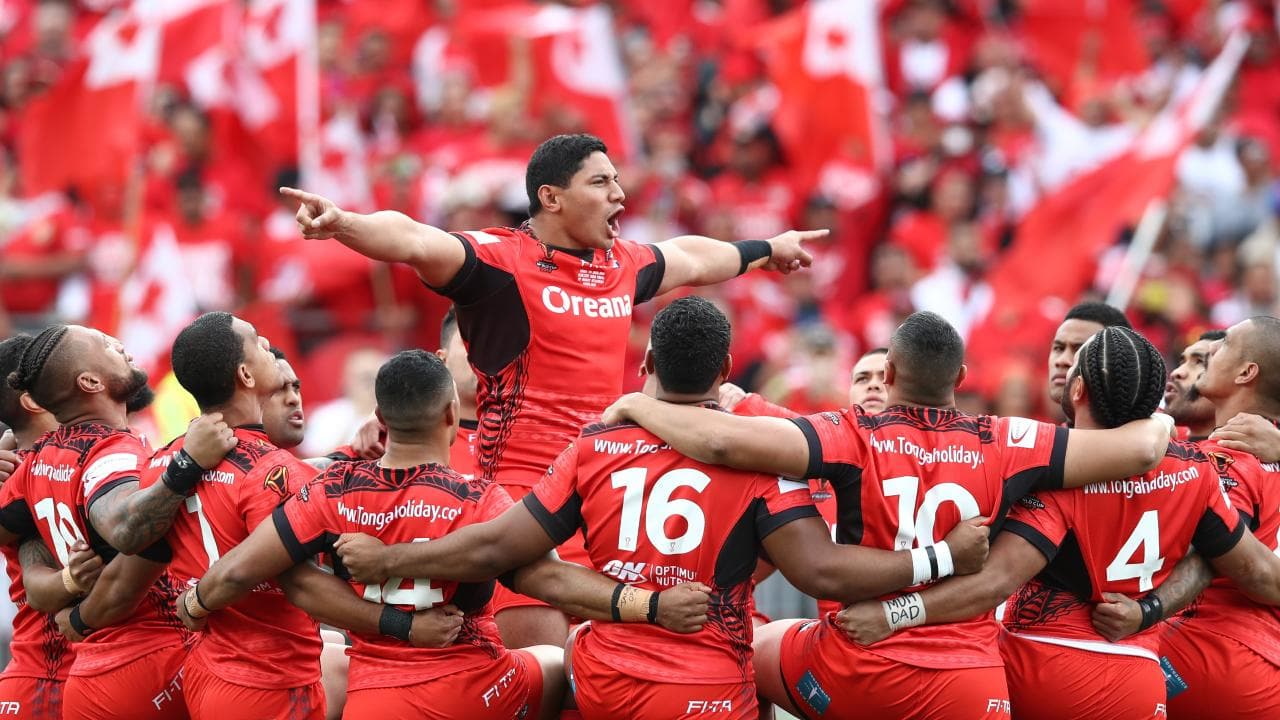 Taumalolo & Taukeiaho add support for new Tongan board