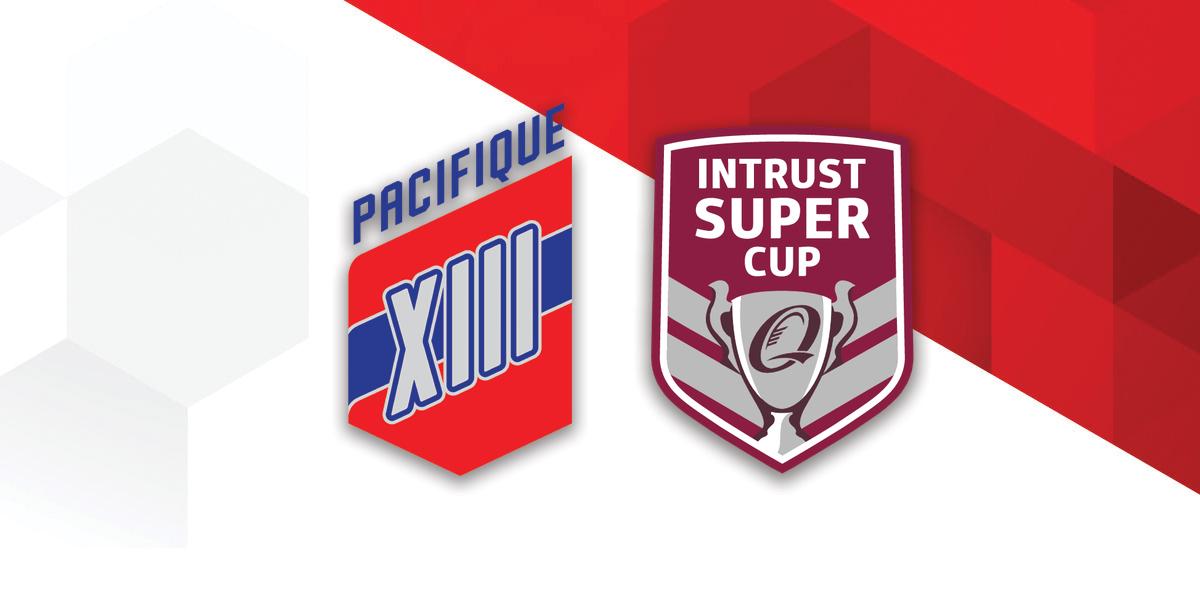 Pacifique Treize launch Queensland Intrust Super Cup bid