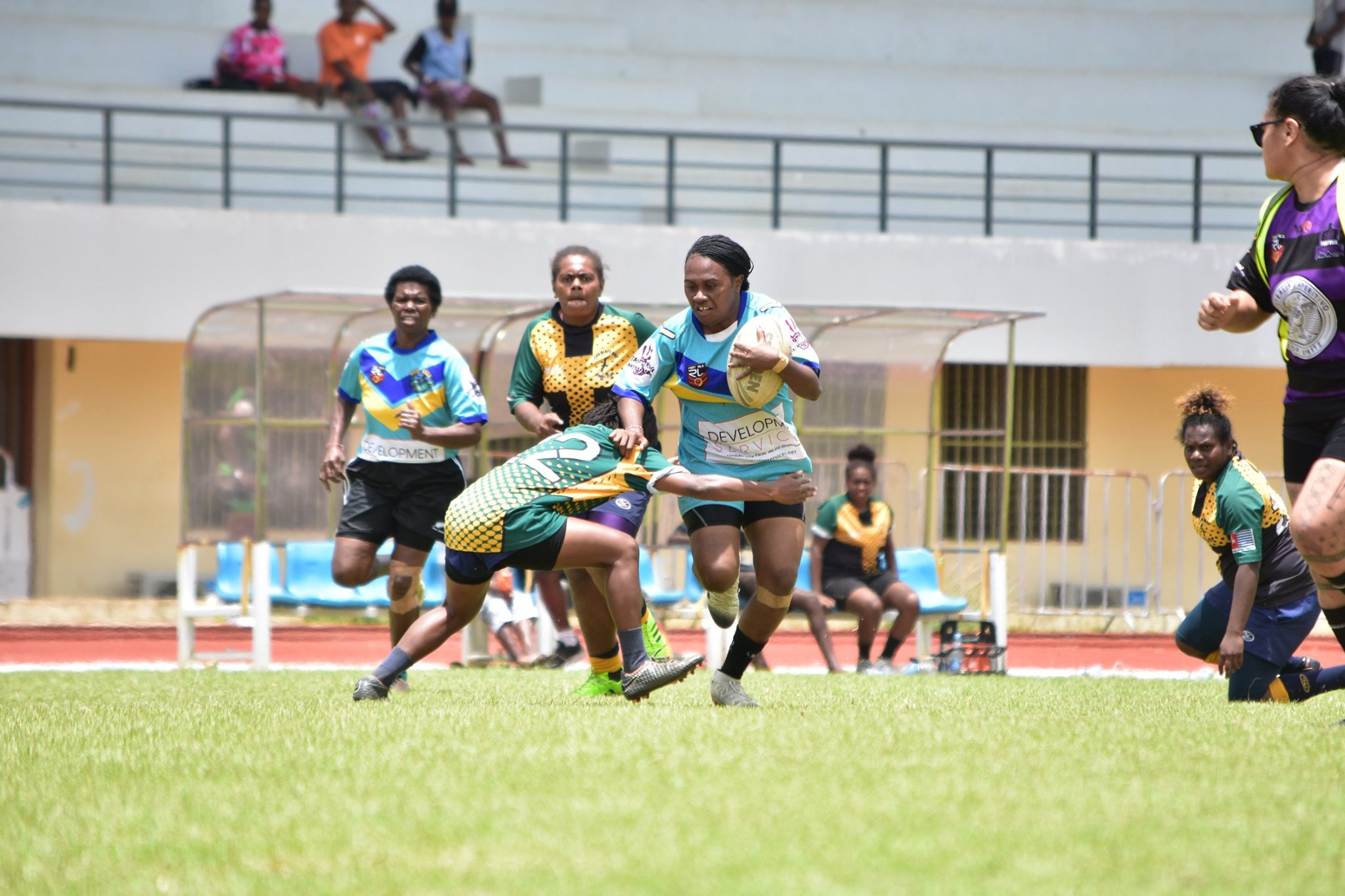 Major Pacific Competition Fixtures : September 4 – September 6