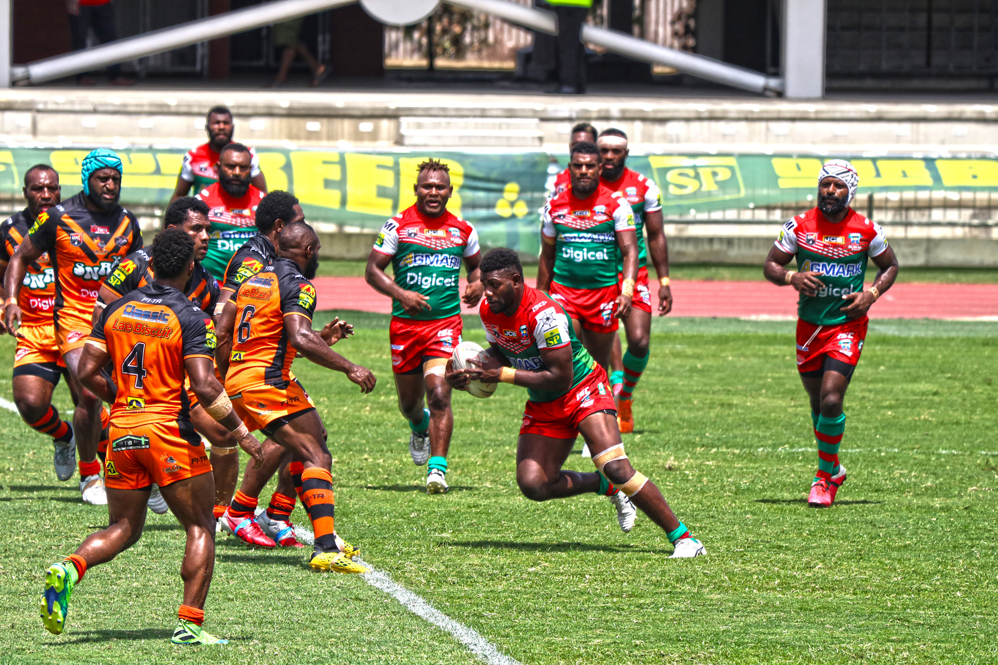 Major Pacific Competition Fixtures : October 9 – October 11