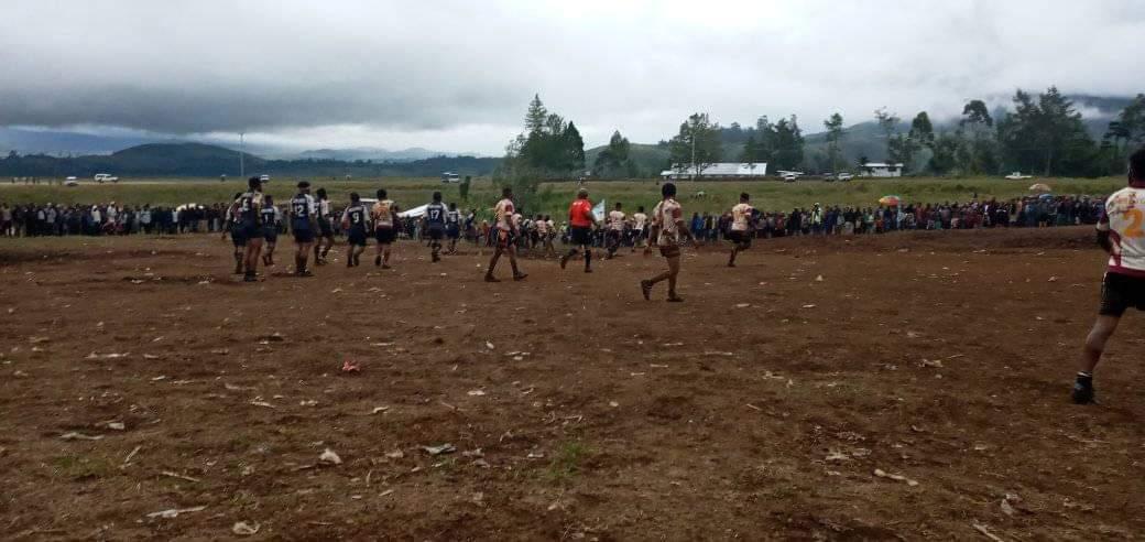Tarangau and Swamp Cowboys share honours in Ialibu Grand Final