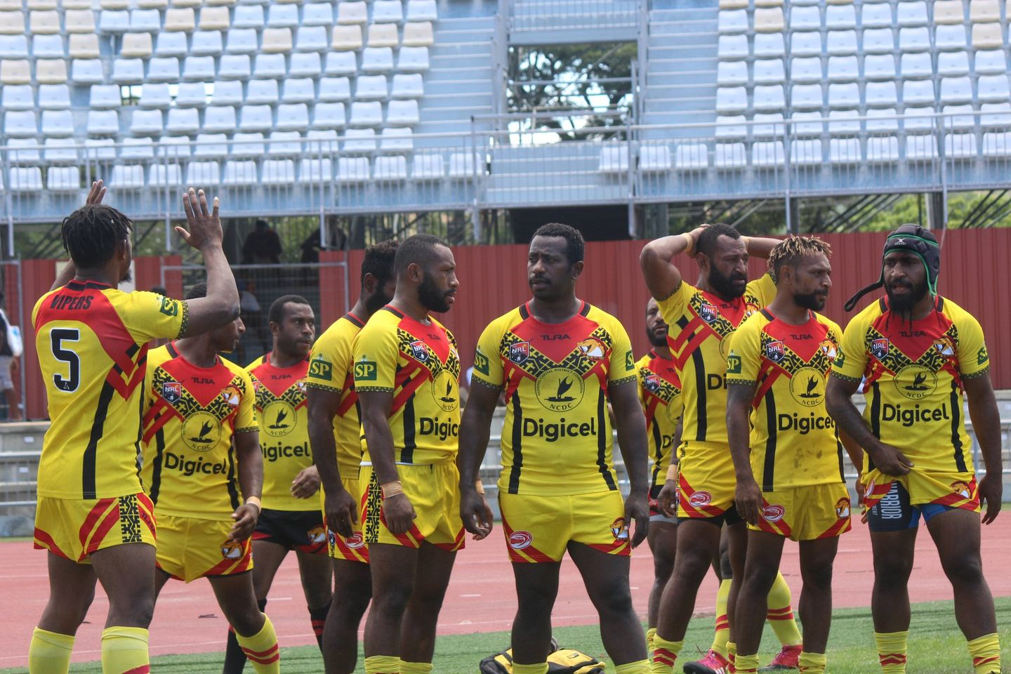 Port Moresby Vipers to play two trial matches