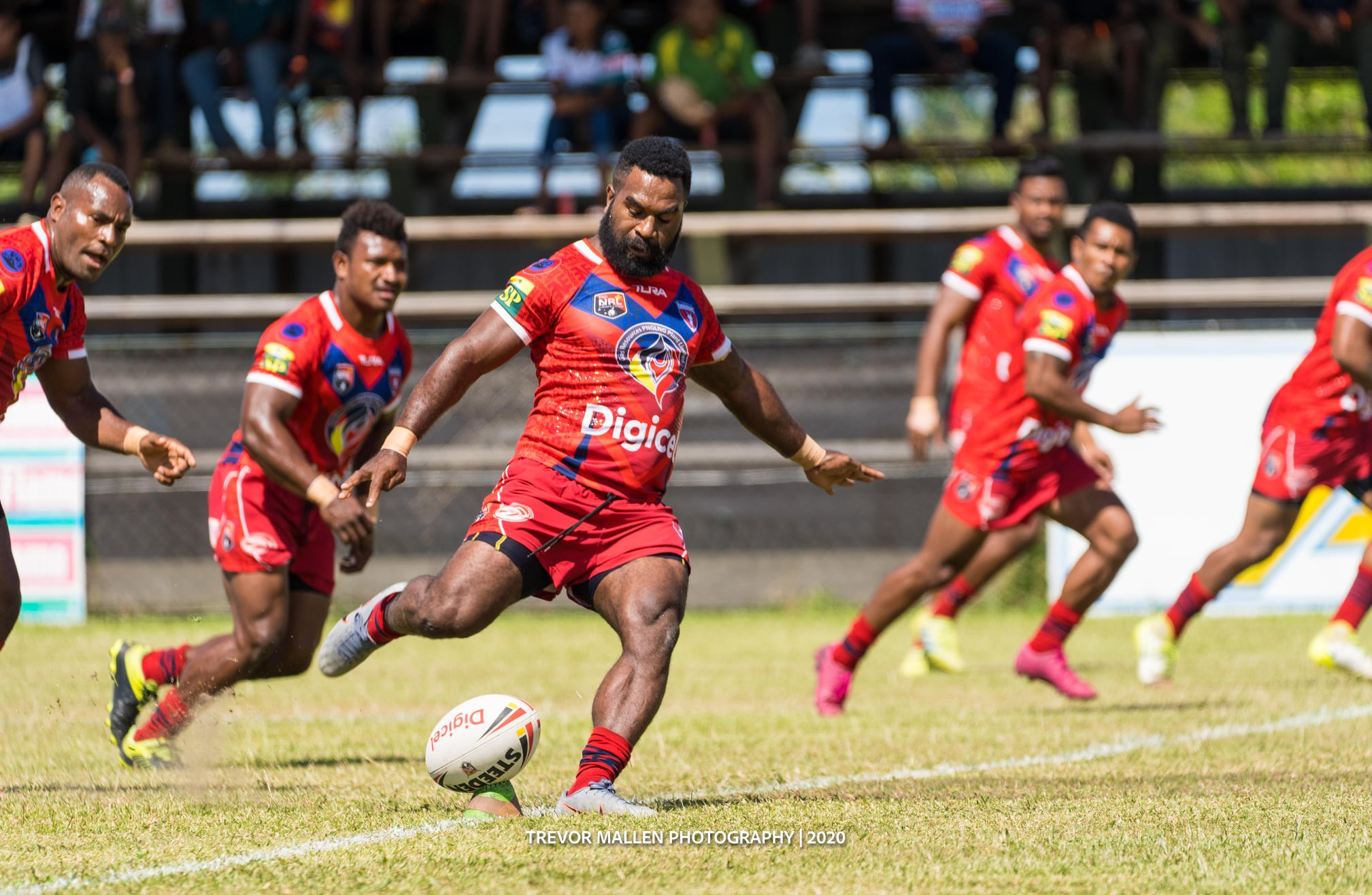 Central Dabaris name squad for 2021 Digicel Cup season