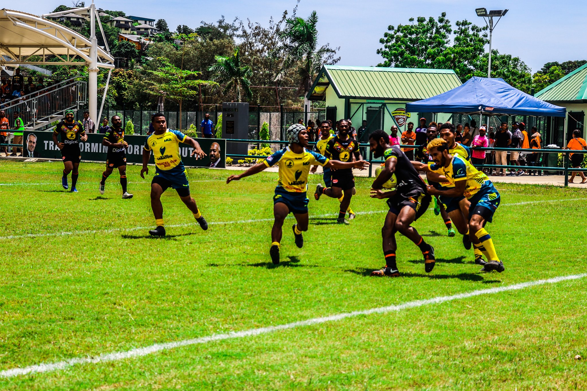 Vipers win trials at Moresby South Stadium
