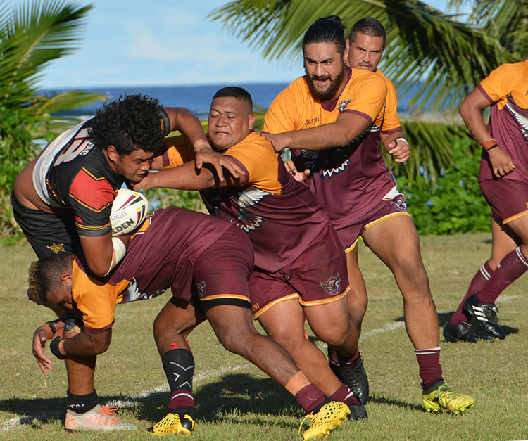 Sea Eagles look to bounce back in second round of Cook Islands Premier League