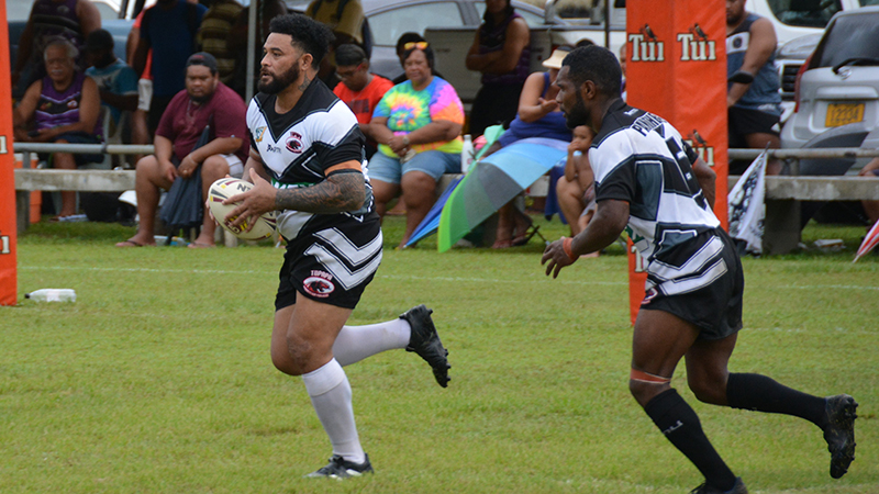 Tupapa Panthers defeat Avatiu Eels in top of the table clash